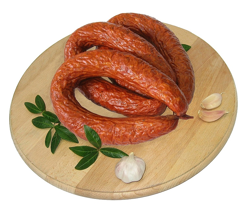 Juniper sausage – kiełbasa jałowcowa