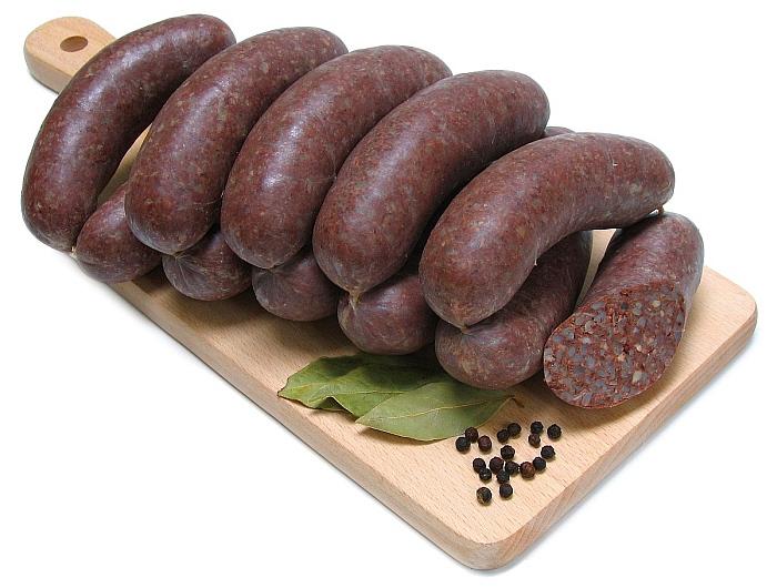 Buckwheat blood sausage – Kaszanka gryczana