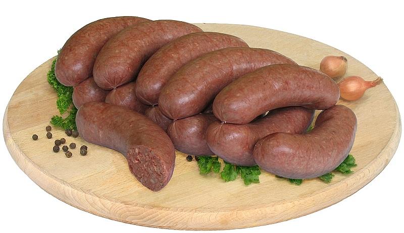 Short blood sausages – Kaszoki