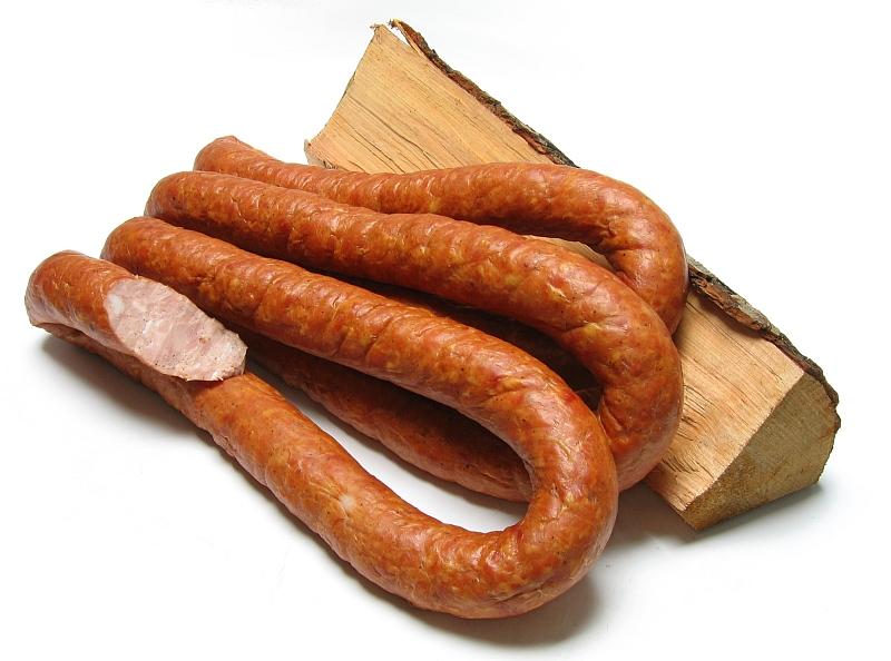 Master John's Delis – sausage – Kiełbasa Mistrza Jana