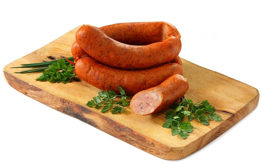 """Devilish"" sausage – Kiełbasa diabelska"