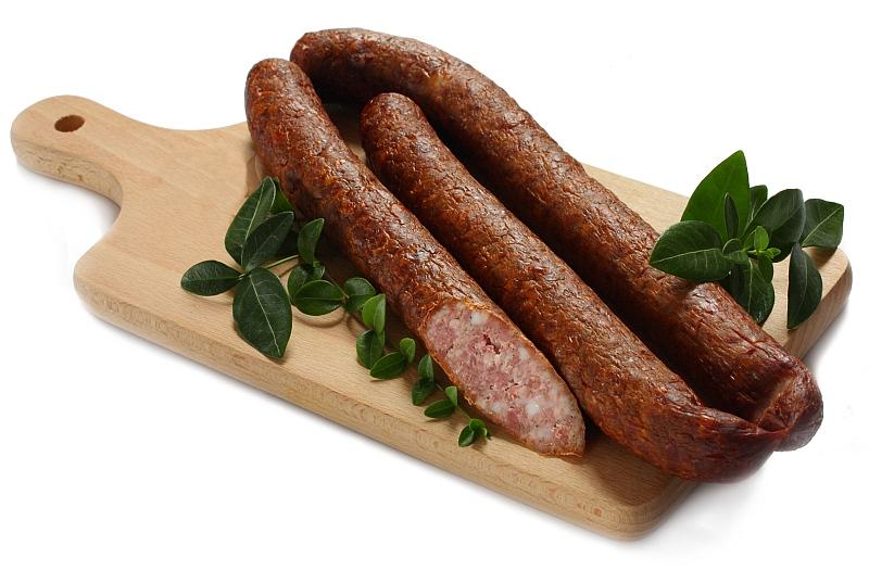 Country-style sausage – Kiełbasa pieczona ze wsi