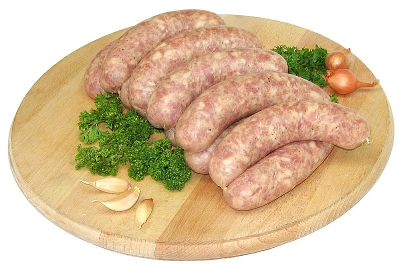 White raw sausage – kiełbasa surowa biała