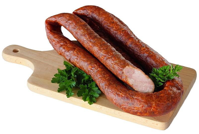 """""""Like home-made"""" sausage – Kiełbasa własnej roboty"""