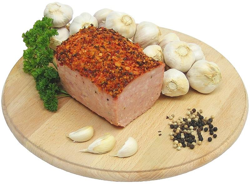 Garlic roast – pieczeń czosnkowa