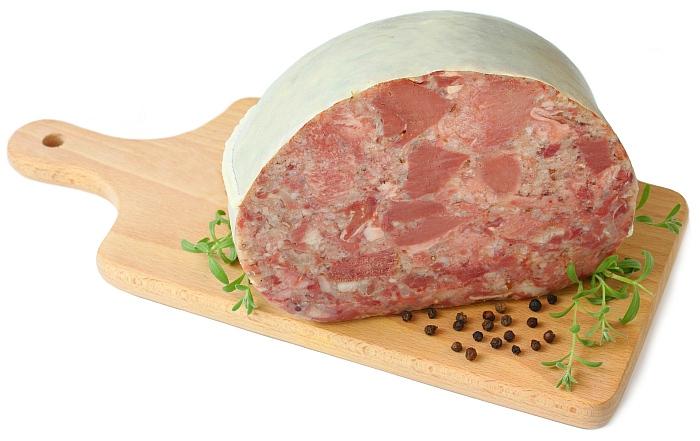Italian headcheese – Salceson włoski
