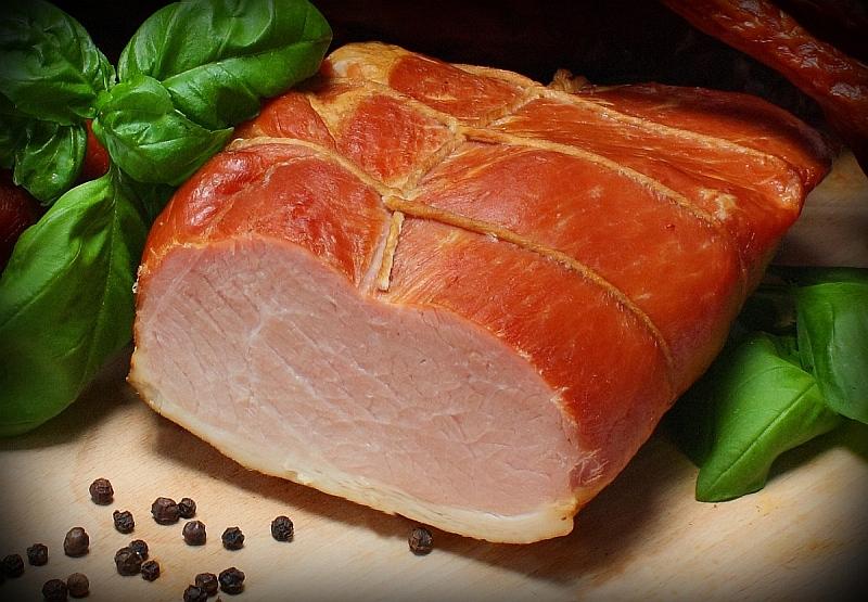 Master John's traditionally smoked ham – szynka Mistrza Jana