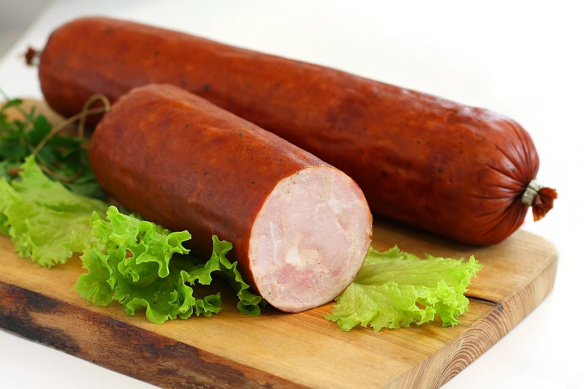 """""""Żywiecka"""" sausage – kiełbasa żywiecka"""