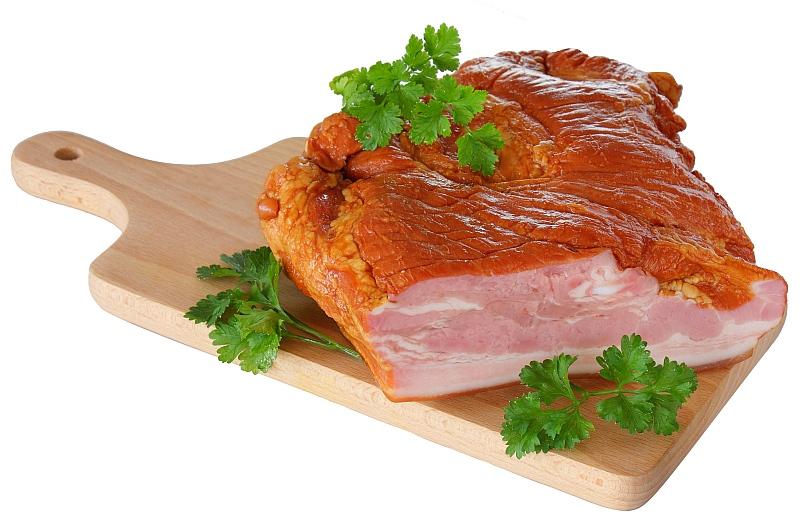 Deribbed pork belly – Boczek łuskany