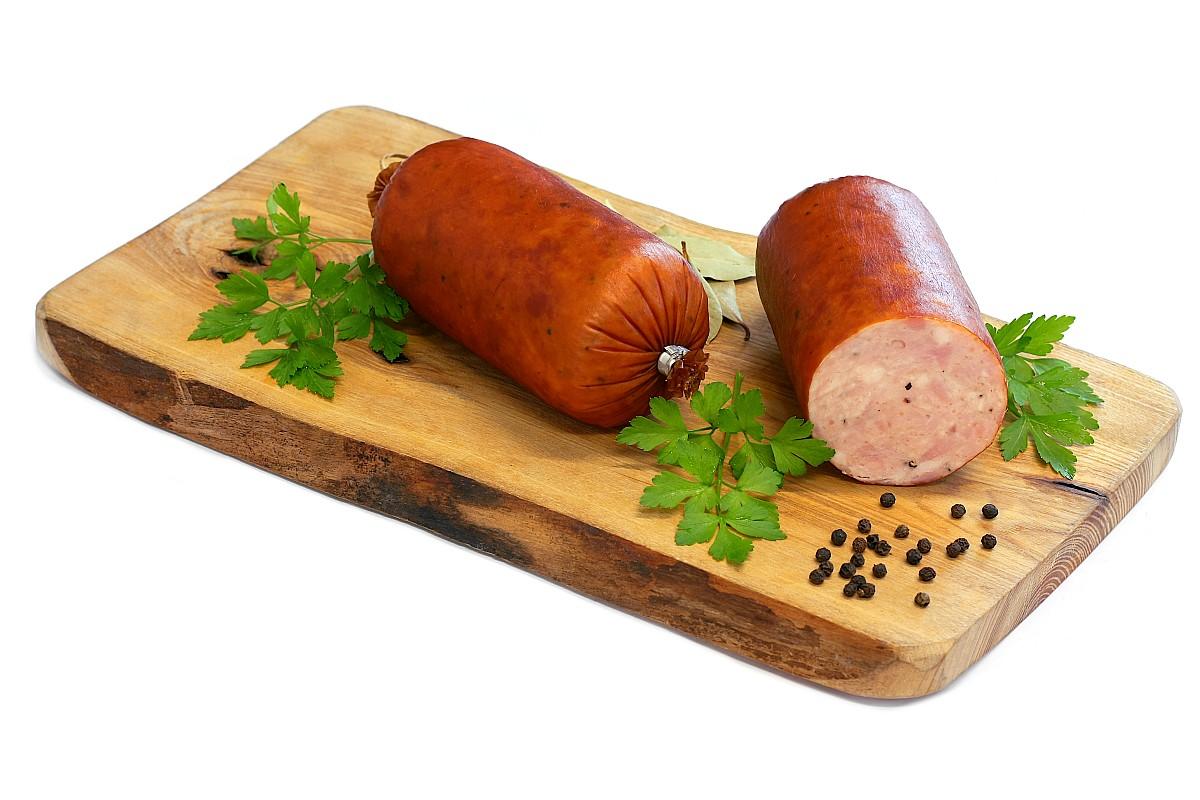Kiełbasa kanapkowa – sandwich sausage