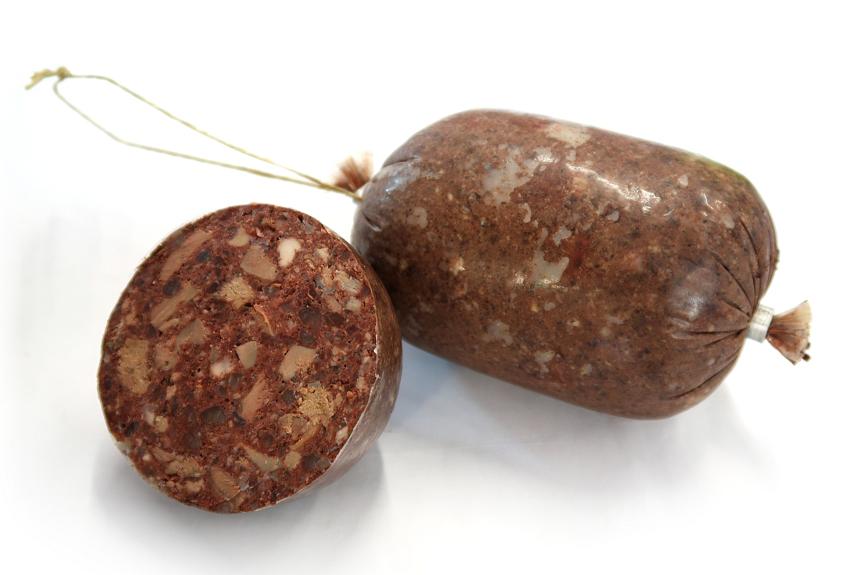 Salcesonik czarny – Small black headcheese
